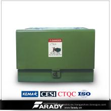 Transformador monofásico de alto voltaje para el transformador montado cojín 15kv / Mva