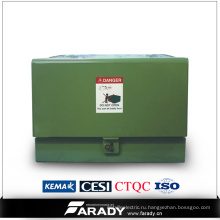 Однофазный трансформатор высокого напряжения для контактного трансформатора 15 кВ / Mva