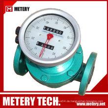Oval Gang mechanischen Durchflussmesser MT100OG Serie