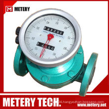 Oval gear mechanical type flow meter MT100OG series