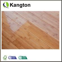Suelo de bambú de alto brillo horizontal carbonizado Natrual (alto brillo)