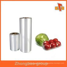 Fournisseurs de Chine film d'emballage alimentaire de haute qualité avec film étirable avec différentes spécifications