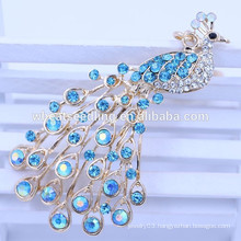 Latest best selling wholesale rhinestone custom metal keychain