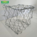 Kualitas Top Galvanized Wire Woven Gabion Box