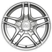 """13 """"kustom styling aluminium paduan roda rim"""