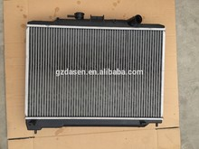 auto car radiator for NISSAN CARAVAN 3.0D`2003-MT