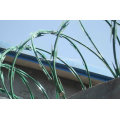 Electric Galvanized/Hot-Dipped Galvanized Razor Barbed Wire