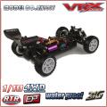 1/10 Scale 4WD Elektro RC Buggy mit Lipo-Akku