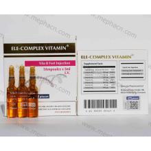 GMP Certified Grande Vitamina Complexa de Qualidade B - Vb