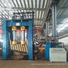 Máquina de corte de pórtico quadrado metal ferro aço cobre