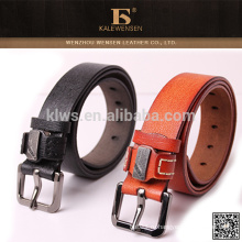 Пользовательские складные верхние качественные кожаные мужские ремни