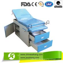 Gewöhnliches Geburtbett mit Schubladen (A047)