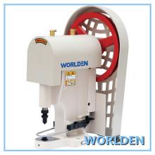 WD-818-Button Maschine anbringen