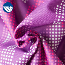 Individuell bedrucktes digitales Textilgewebe aus Polyester