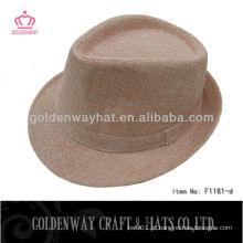Chapéu de feltro personalizado para crianças