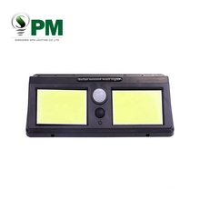 Hot sale good selling outdoor lighting ABS IP65 Infrared Sensors LED wall light CN