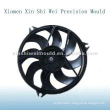 moule de ventilateur d'injection de conception personnalisée