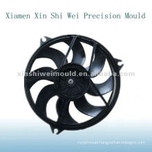 custom design injection fan mould