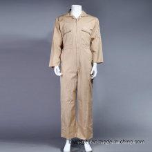 100% polyester de haute qualité pas cher vêtement de travail de sécurité de Dubaï (BLY1012)