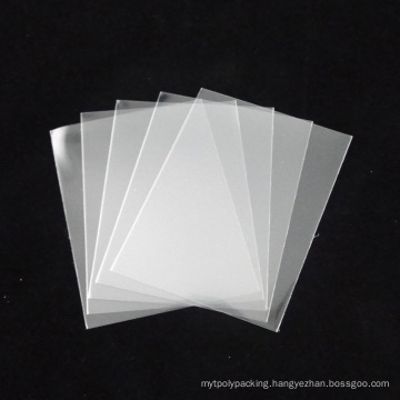 100mic Top Quality Clear Card Sleeves for Game