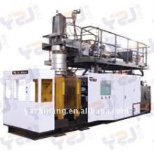 El acumulador de YZJ 160L muere la máquina de moldeo por insuflación de extrusión de la cabeza