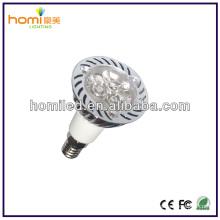 Fundición de aluminio LED Spotligt de 3W E14