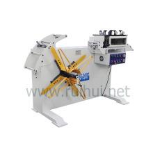 A máquina de endireitar desenrolando é usada no projeto de levantamento do assento do rolo