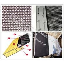 Malha de aço inoxidável de segurança para janela (R-AQW)
