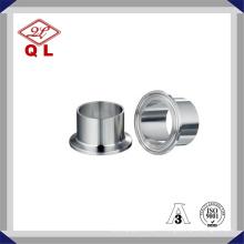 Fermeture en acier inoxydable à trois épaisseurs DIN 3A SMS DIN Rjt