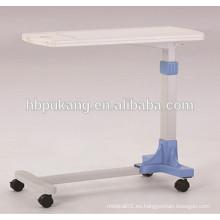 2016 F-33 ABS hospital móvil sobre mesa de cama, cama de hospital mesa de comedor