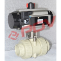 Plastic food water gas valve pneuamtic switch valve