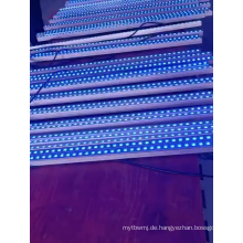 Flaches Aluminiumprofil 220V Farbwechsel-LED