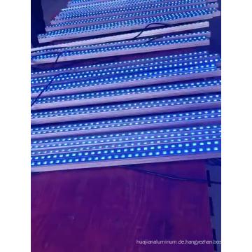 Aluminiumgehäuse Wasserdichte Wandwaschbeleuchtung