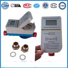 Medidor de agua prepago confiable y de alta calidad hecho en China