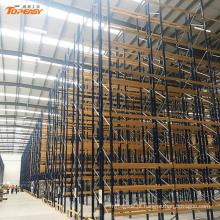 Racking de aço resistente do armazenamento do colchão do armazenamento