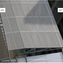 Stainless Steel Perforated Metal Panel