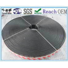 PVC Intumescent Fire Seal with Adhesive Tape/10mm*2mm PVC Fire Seal Strip for Garage Door