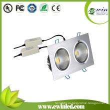 3200-3600lm 40W COB LED Downlight con 3 años de garantía