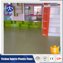 3mm Vinyl Floor PVC Commercial Flooring For Kindergarten