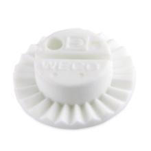 Ventosa de goma de vacío óptica para la podadora de lentes