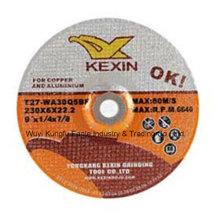 230 * 6 mm pulido discos para Metal con En12413
