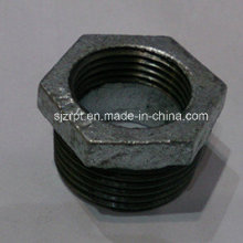 Verzinkte Buchse Malleable Iron Pipe Fittings