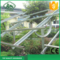 Solar Mounting Products Galvanized Steel Material