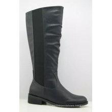 New Fashion Ladies Knee High Heel Boots (S 06)
