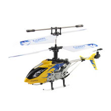 Controle de rádio novo do helicóptero do rc do CH 4 do brinquedo do RTF da aleta RTF do aleta DFD F106 do helicóptero do USB do GIROCÓDIO da chegada 4CH F106 RC