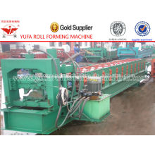 Kelas Super Kualitas Ridge Course Tile Forming Machine, Cold Roll Forming Machine