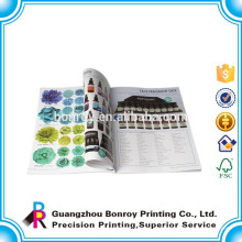 Farbseiten OEM-Designer Katalogdruck