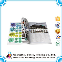 Colour pages OEM designer catalogue printing