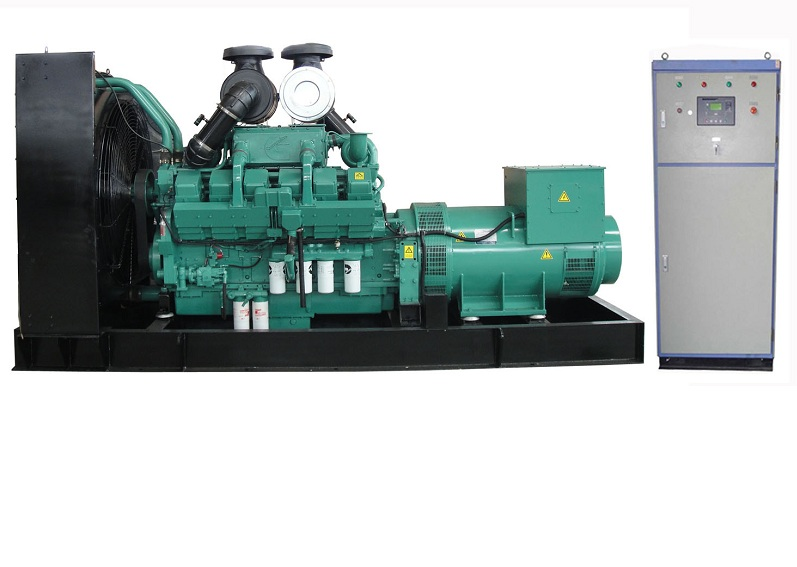 500KW CUMMINS automation generator set