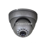 "2.5""vandalproof Ir Dome Camera Suitable For Using In Elevator,corridor,bus Or Car"